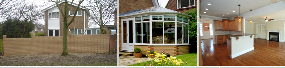 Building Quality - Garden walls, house extensions, garages, loft conversions, key redevelopment solutions, building merchants and much more...